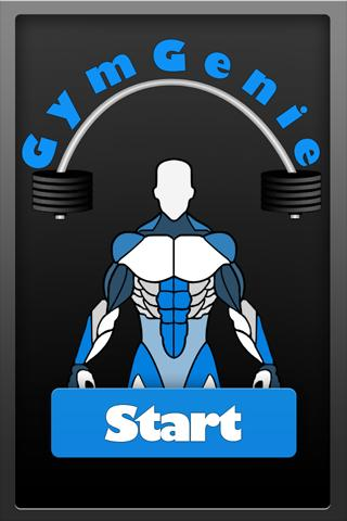 Gym Genie- screenshot