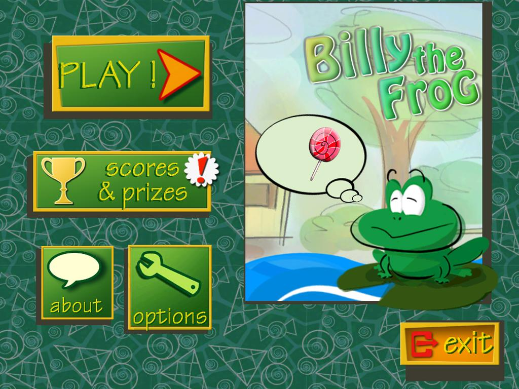 Hungry Hungry Frog 3 - screenshot
