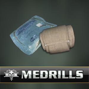 Medrills: Army Pressure Dress