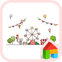 ferris wheel dodol theme icon