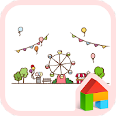 ferris wheel dodol theme