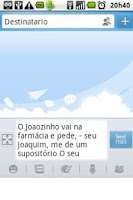 Screenshot of Droido - Piadas em Português