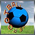 I Love Football 3D icon