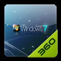 Windows – 360桌面主题 logo