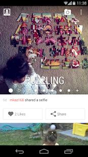 Selfies - screenshot thumbnail