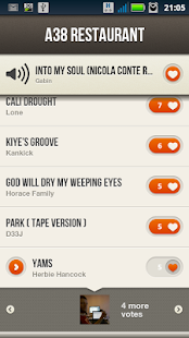 Noispot - Social Jukebox - screenshot thumbnail
