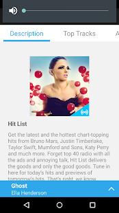 Stingray Music - screenshot thumbnail