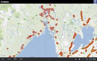 Screenshot of Speed Cameras (Nordic)
