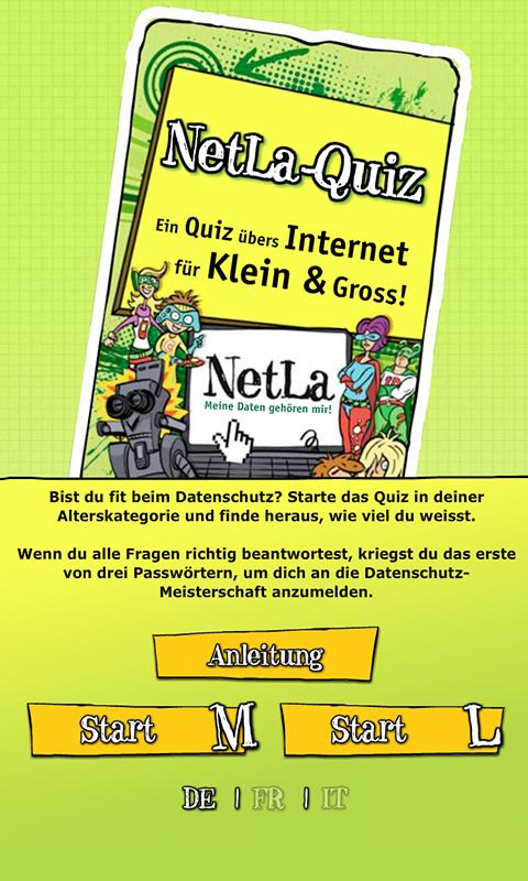 NetLa-Quiz- screenshot