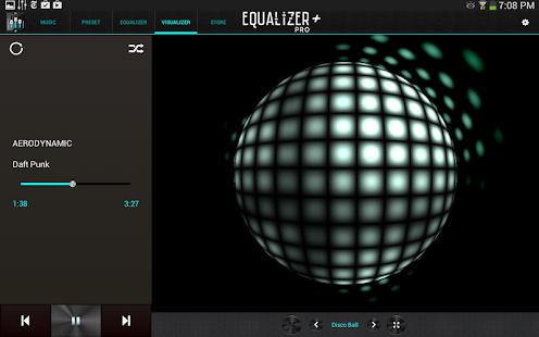 Equalizer + Pro (Music Player) - screenshot thumbnail