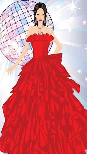 Gorgeous Lady Dress Up Game