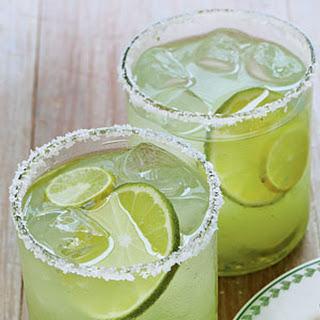 Pepper Jelly Margaritas.