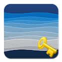 Abubu waves wallpaper key icon