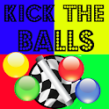 Kick the Balls logo
