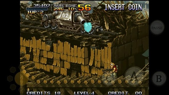 METAL SLUG- screenshot thumbnail