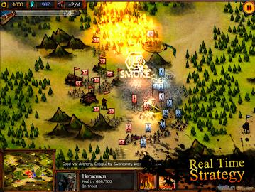 Autumn Dynasty - RTS Screenshot 16