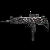 UZI machine-gun