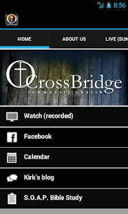 CrossBridge- screenshot thumbnail