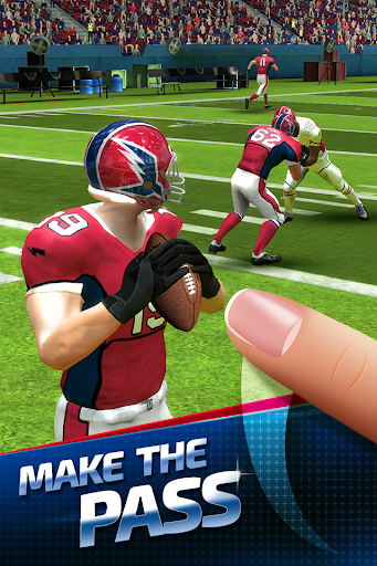 All Star Quarterback 15 Screenshot