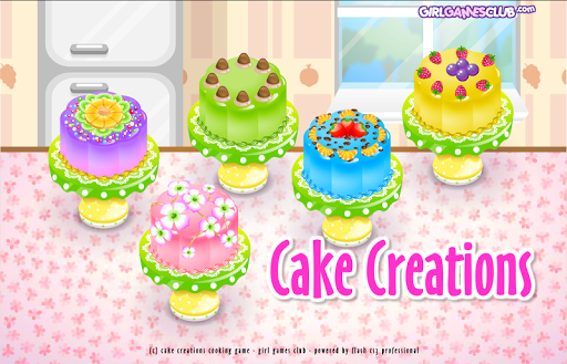 Delicious Cake Creations