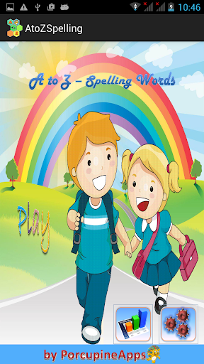 ABC Spelling - Spell Alphabets