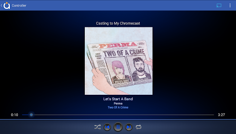 Avia Media Player (Chromecast) Screenshot 23