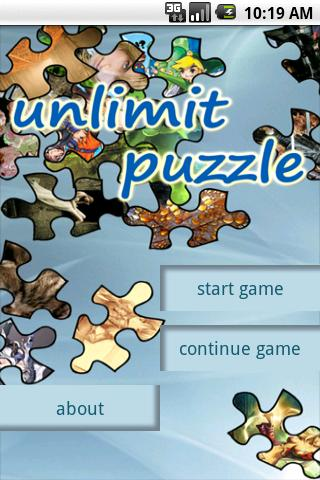 Unlimit Puzzle- screenshot