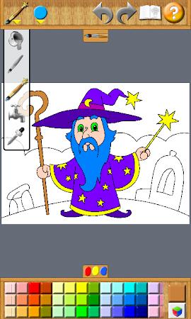 Kea Coloring Book 110 Screenshot 1484683
