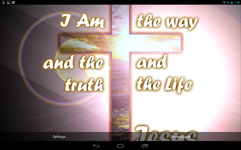 Christian Faith Jesus Saves Android Apps On Google Play