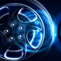 Wheels Live Wallpaper icon