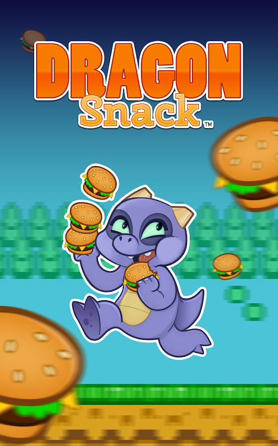 Dragon Snack- screenshot