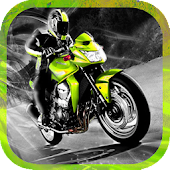 Free bike game MOTOPro APK for Blackberry