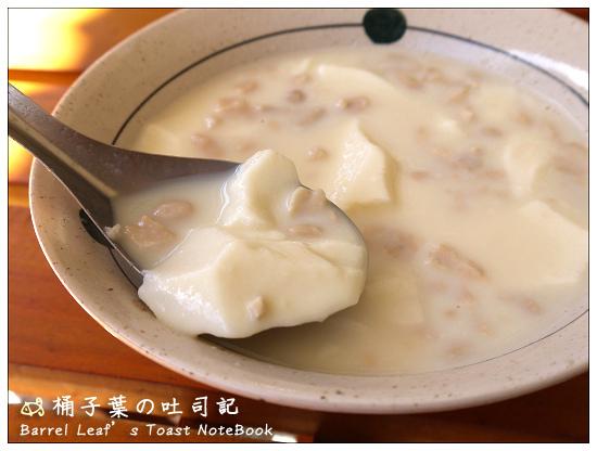 員山傳統豆花 -- 好想天天都來一碗的豆漿豆花