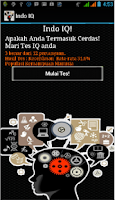 Screenshot of Indo IQ
