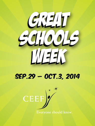 CEEF Great Schools Week
