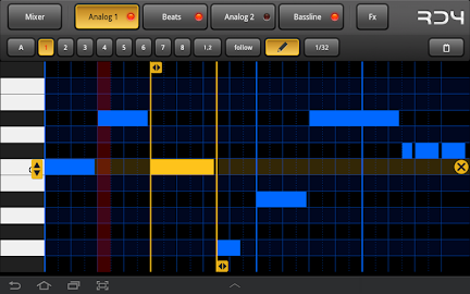 RD4 Groovebox Demo Screenshot 13