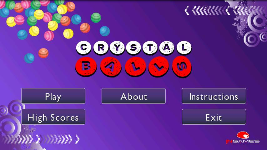 Crystal Balls - screenshot