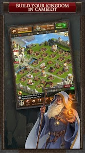 Kingdoms of Camelot: Battle - screenshot thumbnail