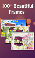 Screenshot of Lovely Photo Frames