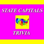 States Game For Kids: Capitals