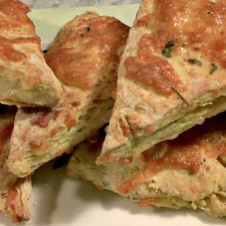 Cheese and Sage Scones