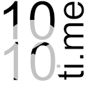 1010ti.me Clock Studio icon