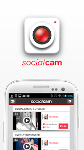 Socialcam - screenshot thumbnail