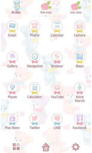 Cute wallpaper-Teddy Bears- 1.0.1 Windows u7528 2