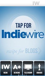 Indiewire - screenshot thumbnail