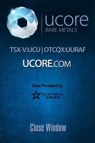 Rare Earth Element Prices- screenshot