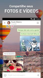 ICQ Messenger conversas grátis - screenshot thumbnail