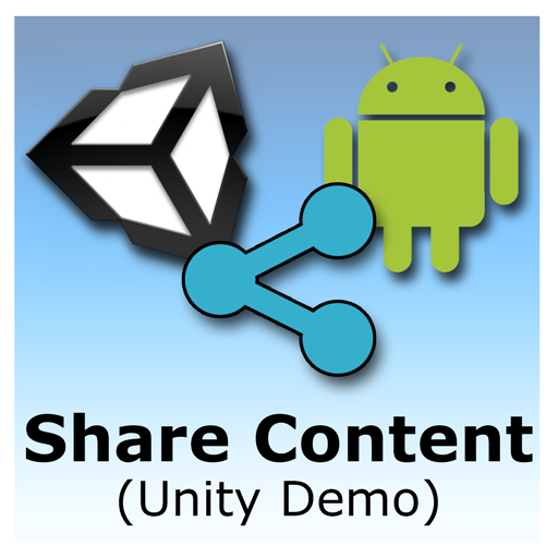 Sharing Content (Unity3D demo)