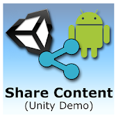 Sharing Content (Unity demo)