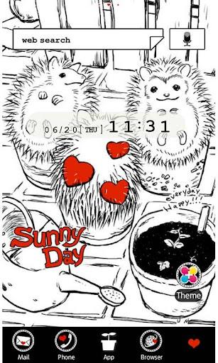 Cute Wallpaper Happy Sunday 1.2 Windows u7528 1